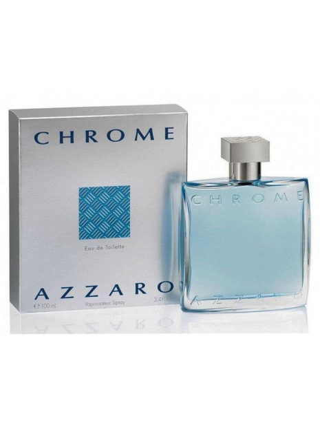 Azzaro  Chrome Eau de Toilette 100 ml за мъже Azzaro - 1