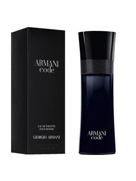 Мъжки парфюми Giorgio Armani Giorgio Armani Code For Men Eau de Toilette 75 ml за мъже 108.75 Codeе парфюм с ориенталско - пик