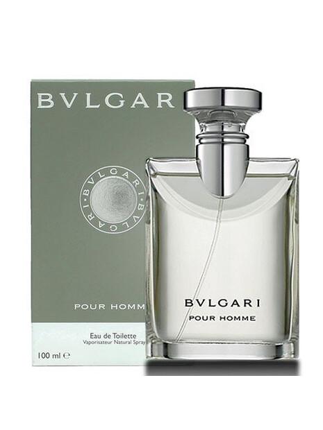 Мъжки парфюми Bvlgari Bvlgari Bvlgari Pour Homme Eau de Toilette 100 ml за мъже 86.25 Bvlgari Pour Hommeпритежава дървесно-муск