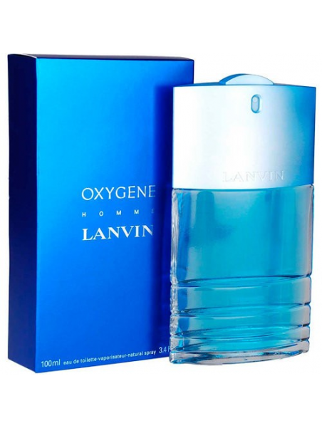 Lanvin Oxygene for Men Eau de Toilette 100 ml за мъже Lanvin - 1