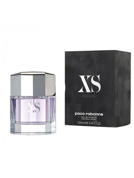 Мъжки парфюми Paco Rabanne Paco Rabanne XS (2018)  Eau de Toilette 100 ml за мъже 63.75 XS (2018)- нова опаковка на класическия