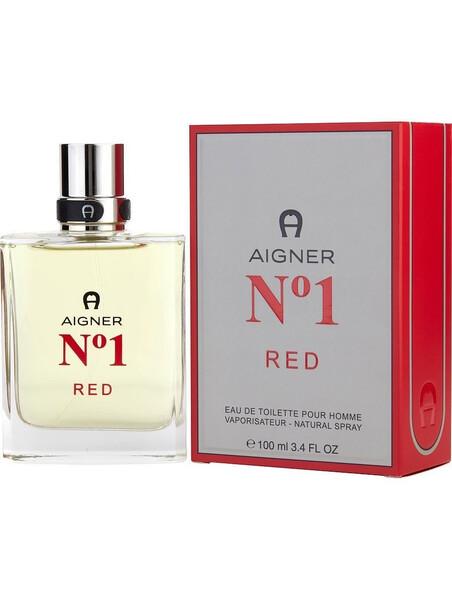 Etienne Aigner Aigner No 1 Red Eau de Toilette 100 ml за мъже Etienne Aigner - 1
