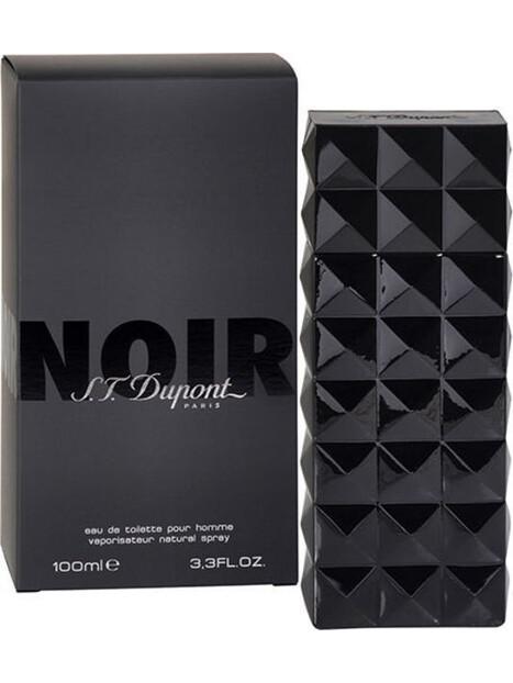 Мъжки парфюми S.T. Dupont S.T. Dupont Noir Eau de Toilette 100 ml за мъже 33.75 Noirе мъжки парфюм, с дървесно-пикантен аромат.