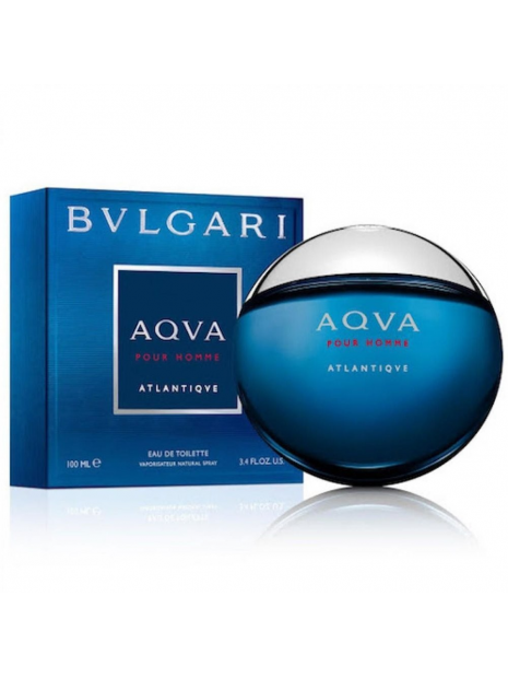 Мъжки парфюми Bvlgari Bvlgari Aqva Pour Homme Atlantiqve Eau de Toilette 100 ml за мъже 92.25 Aqva Pour Homme Atlantiqveпритежа
