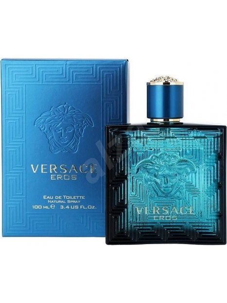 Versace Eros  Eau de Toilette 100 ml за мъже Versace 93 1Мъжки парфюми