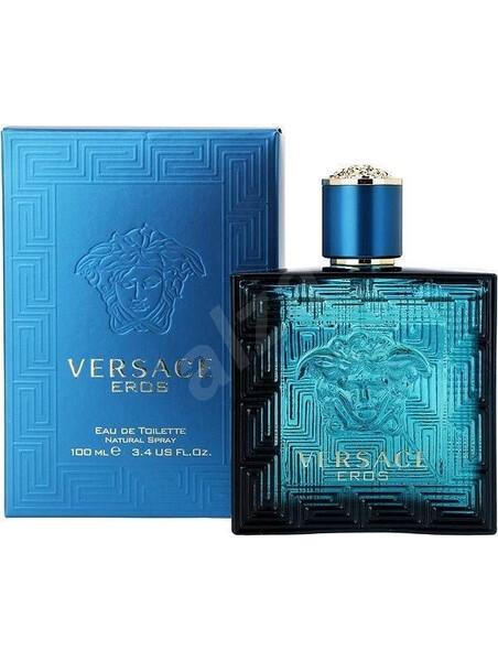 Versace Eros  Eau de Toilette 100 ml за мъже Versace - 1