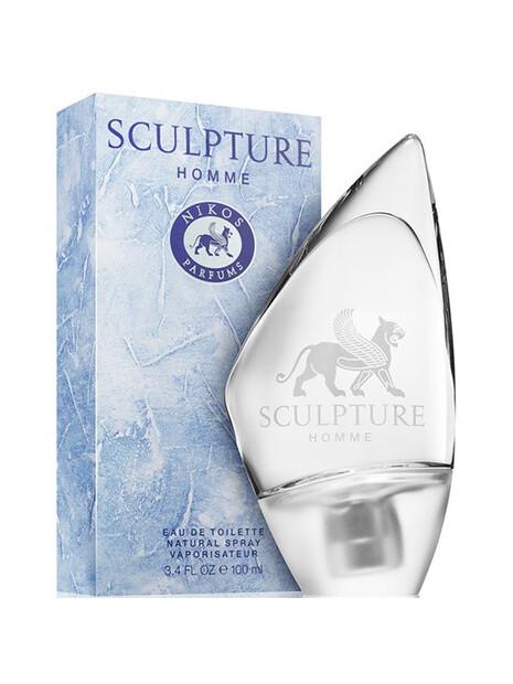 Nikos Sculpture pour Homme Eau de Toilette 100 ml за мъже Nikos - 1