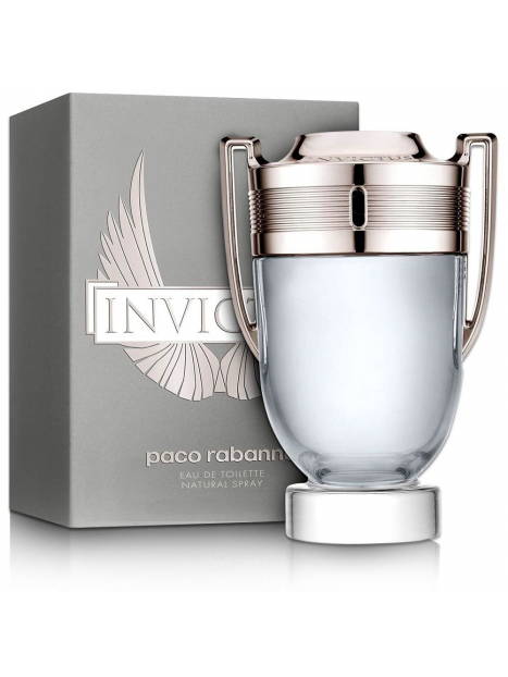Мъжки парфюми Paco Rabanne Paco Rabanne Invictus Eau de Toilette 100 ml за мъже 93.75 Invictusе мъжки парфюм със свеж и динамич