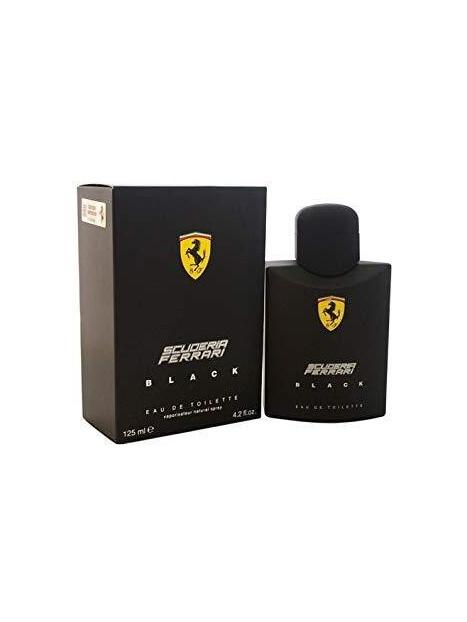 Мъжки парфюми Ferrari Ferrari Scuderia Ferrari Black Eau de Toilette 125 ml за мъже 29.25 Scuderia Ferrari Blackе мъжки парфюм,
