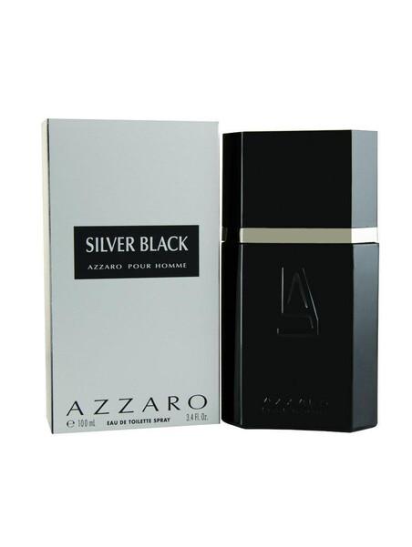 Azzaro Silver Black Eau de Toilette 100 ml за мъже Azzaro - 1
