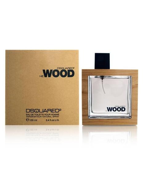 Мъжки парфюми Dsquared2 Dsquared2 He Wood Eau de Toilette 100 ml за мъже 79.8 He Woodе парфюм за мъже с дървесен аромат. Присъс