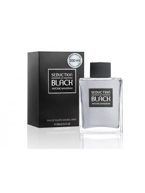 Antonio Banderas Seduction in Black Eau de Toilette 200 ml за мъже Antonio Banderas - 1