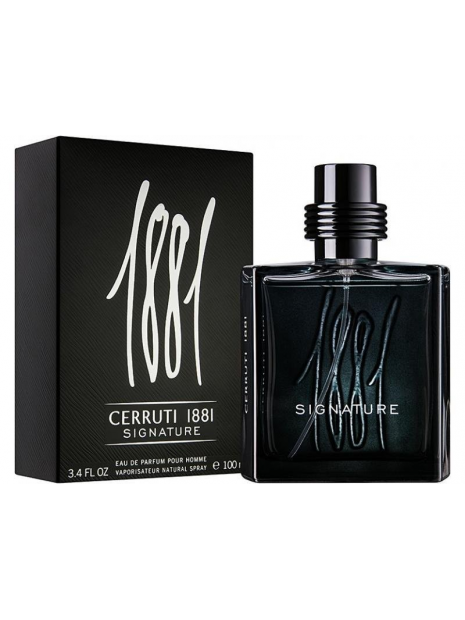 Cerruti 1881 Signature  Eau de Parfum 100 ml за мъже Cerruti 50.25 1Мъжки парфюми