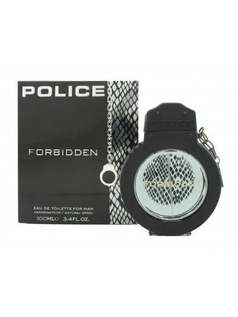 Police Forbidden For Men Eau de Toilette 100 ml за мъже Police 42 1Мъжки парфюми