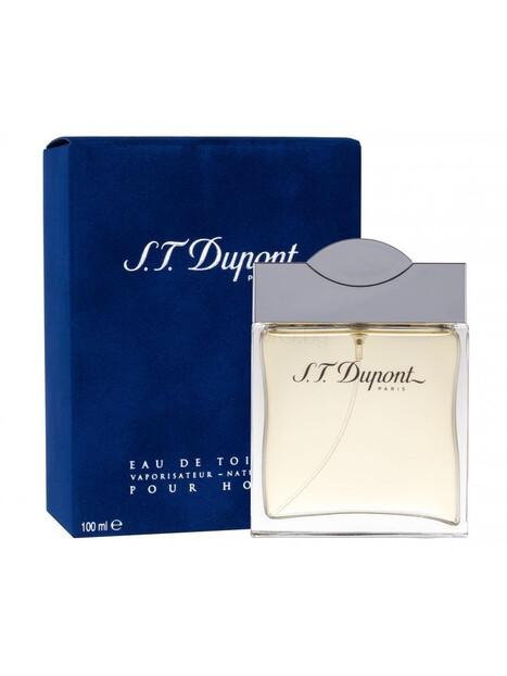 S.T. Dupont Pour Homme Eau de Toilette 100 ml за мъже S.T. Dupont 39 1Мъжки парфюми