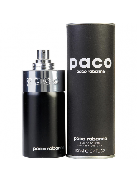 Унисекс парфюми Paco Rabanne Paco Rabanne Paco Eau de Toilette 100 ml Unisex 39.75 Pacoе парфюм с цитрусов аромат, за жени и мъ
