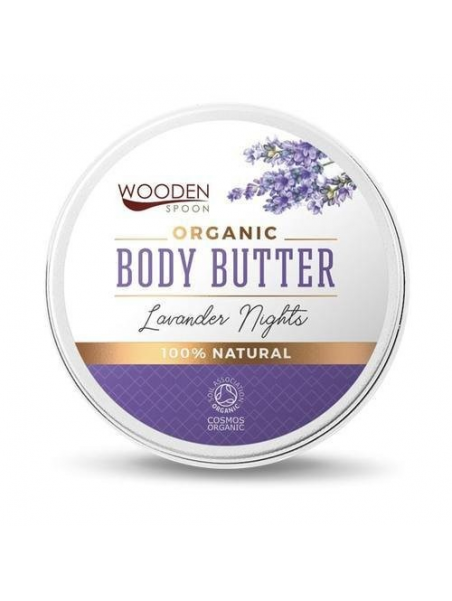 Wooden Spoon Био Масло за тяло Lavender Nights 100 ml Wooden Spoon - 1