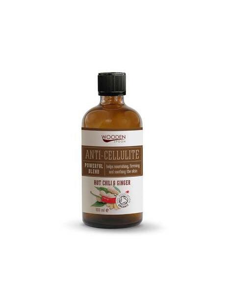 Козметика Wooden Spoon Wooden Spoon Био Антицелулитно олио Anti-cellulite oil 100 ml 24.464917  1