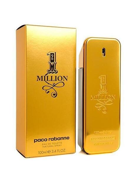 Paco Rabanne 1 Million Eau de Toilette 100 ml за мъже Paco Rabanne - 1