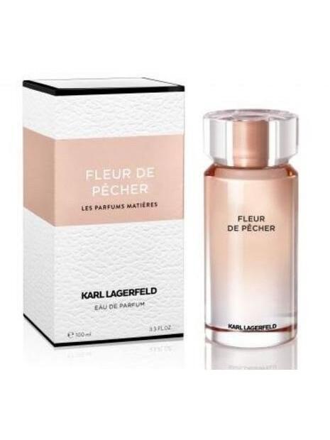 Karl Lagerfeld Fleur de Pecher Eau de Parfum 100 ml за жени Karl Lagerfeld - 1