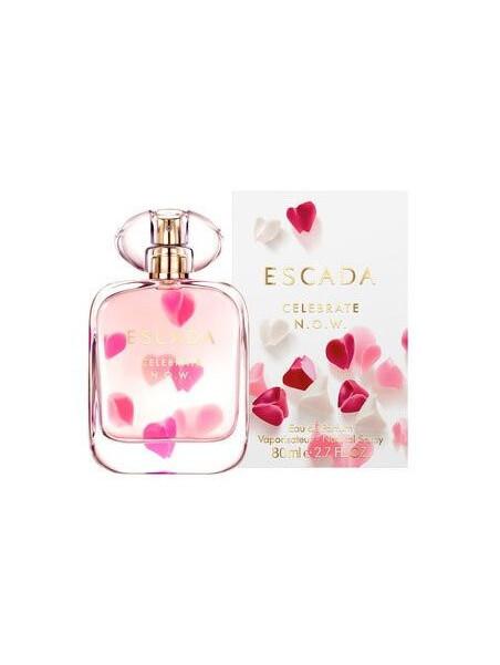 Дамски парфюми Escada Escada Celebrate N.O.W. Eau de Parfum 80 ml за жени 59.25 Celebrate N.O.W.е парфюм с цветен, ориенталски