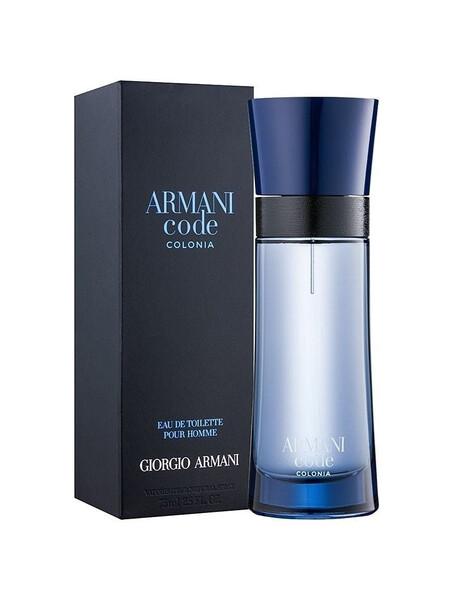 Giorgio Armani Code Colonia Eau de Toilette 75 ml за мъже Giorgio Armani - 1
