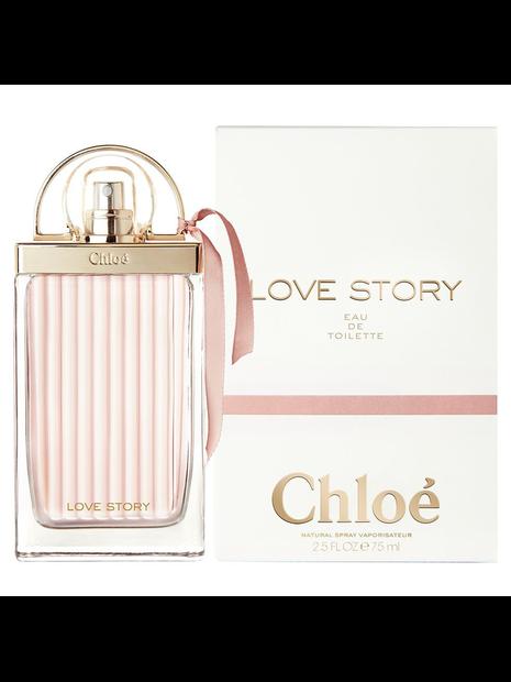 Chloe Love Story Eau de Toilette 75 ml за жени Chloe 72.8 1Дамски парфюми