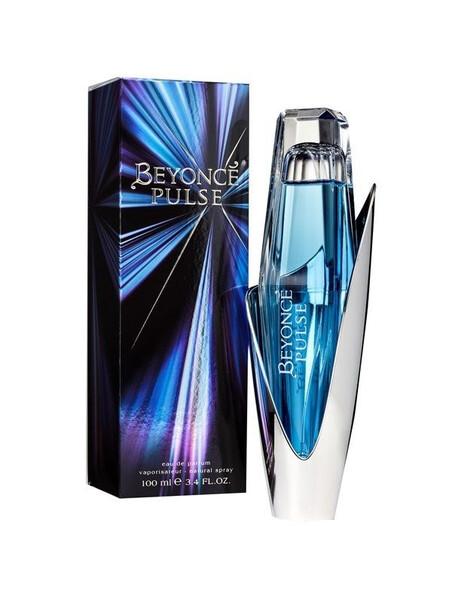 Дамски парфюми Beyonce Beyonce Pulse Eau de Parfum 100 ml за жени 27.75 Pulseе с цитрусов, флорален аромат. Съчетание на цвят к