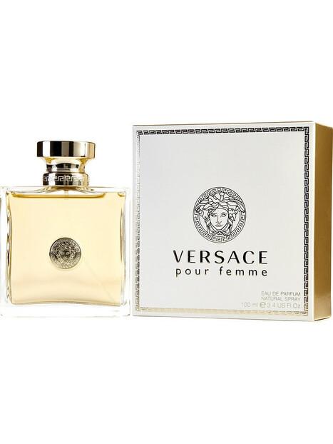 Дамски парфюми Versace Versace Pour Femme Eau de Parfum 100 ml за жени 94.92 Versace Pour Femme -класически, свеж и женствен па