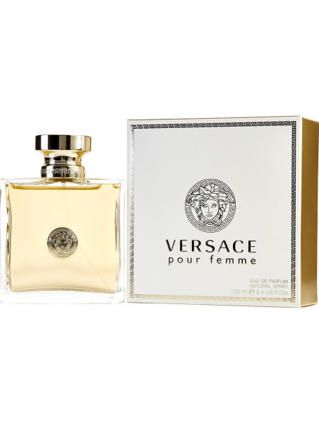 Дамски парфюми Versace Versace Pour Femme Eau de Parfum 100 ml за жени 84.75 Versace Pour Femme -класически, свеж и женствен па