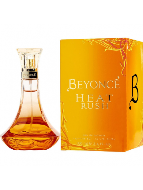 Beyonce Heat Rush Eau de Toilette 100 ml за жени Beyonce 25.5 1Дамски парфюми