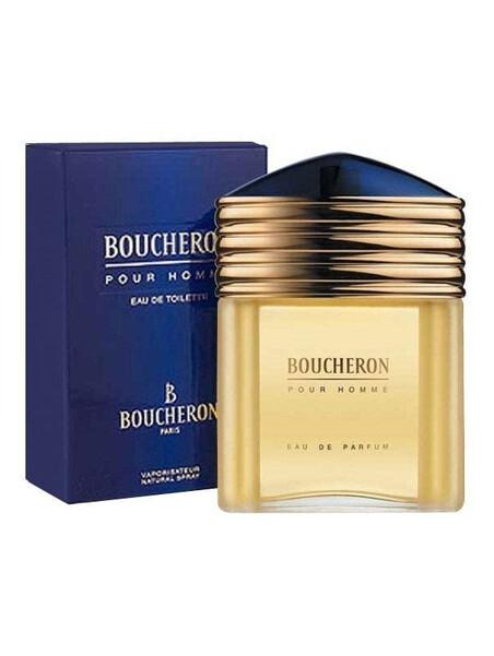 Мъжки парфюми Boucheron Boucheron Pour Homme Eau de Parfum 100 ml за мъже 54 Pour Homme- парфюм с цитрусов аромат. Излиза на па