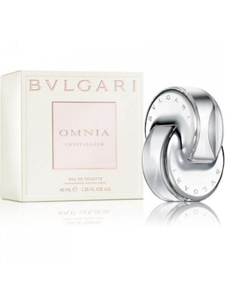 Bvlgari  Omnia Crystalline Eau de Toilette за жени 40 ml Bvlgari - 1
