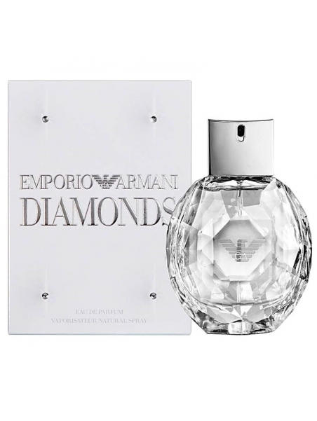 Giorgio Armani  Emporio Armani Diamonds for Women Eau de Parfum 50 ml за жени Giorgio Armani - 1