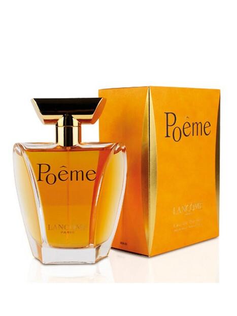 Дамски парфюми Lancome Lancome Poeme Eau de Parfum 100 ml за жени 149.25 Poemeе класически парфюм, с цветно-ориенталски аромат.