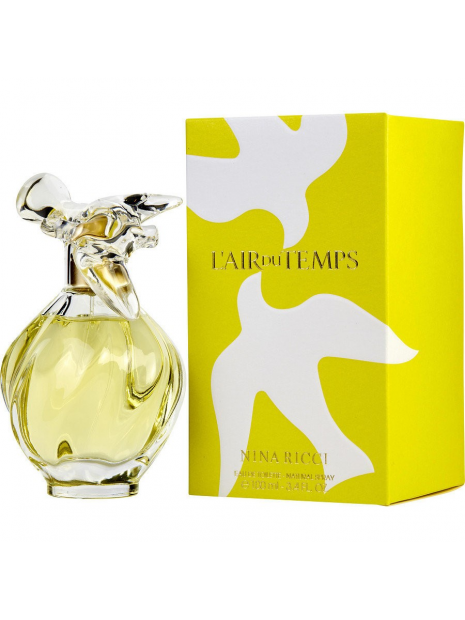 Nina Ricci L'Air Du Temps Eau de Toilette 100 ml за жени Nina Ricci - 1