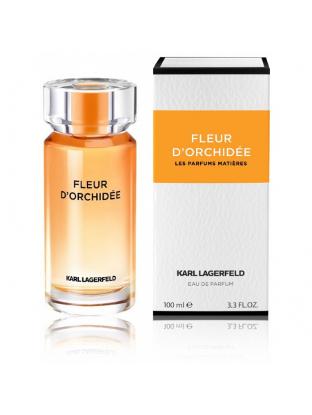 Дамски парфюми Karl Lagerfeld Karl Lagerfeld Fleur d'Orchidee Eau de Parfum 100 ml за жени 41.25 Fleur d'Orchidee- нов парфюм,