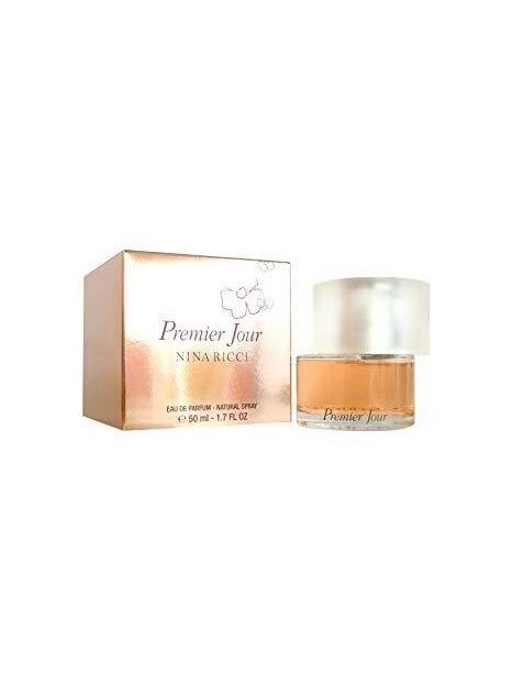 Дамски парфюми Nina Ricci Nina Ricci Premier Jour Eau de Parfum 50 ml за жени 58.5 Premier Jour- парфюм с чувствен и деликатен