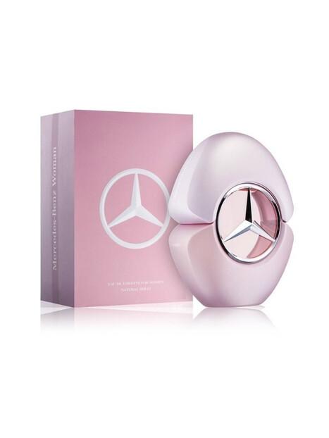 Дамски парфюми Mercedes Benz Mercedes-Benz Mercedes-Benz Woman Eau de Toilette 90 ml за жени 66.75 Mercedes-Benz Woman- нов пар