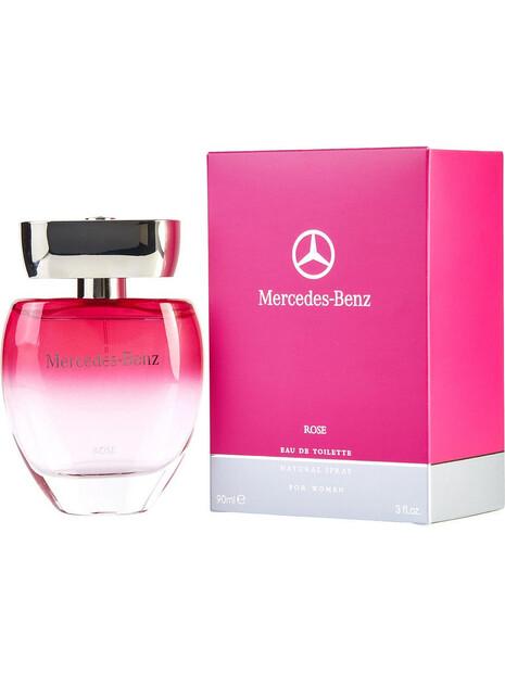 Mercedes Benz Rose Eau de Toilette 90 ml за жени Mercedes Benz 59.5 1Дамски парфюми