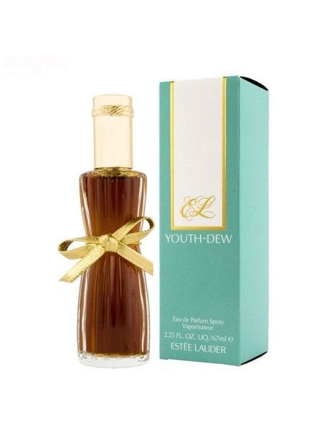 Дамски парфюми Estee Lauder Estee Lauder Youth Dew Eau de Parfum 67 ml за жени 54 Youth Dew- парфюм с пикантно-ориенталски аром