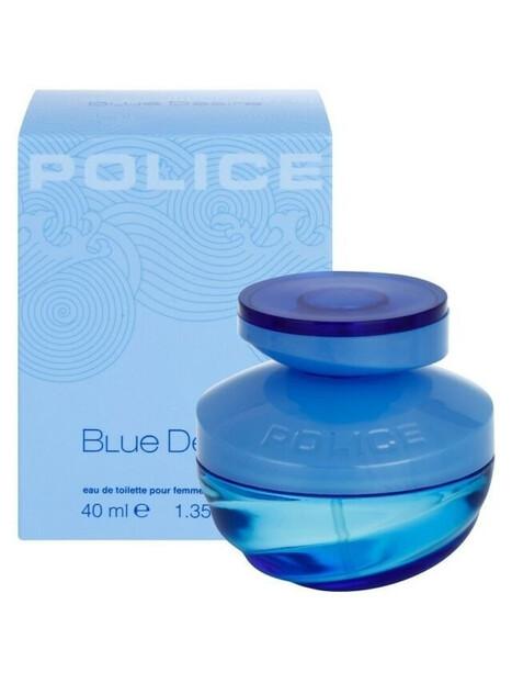 Police Blue Desire pour Femme Eau de Toilette 40 ml за жени Police 15.75 1Дамски парфюми