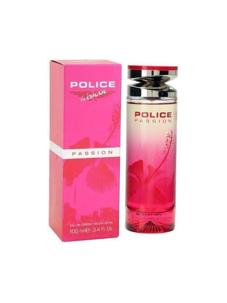 Дамски парфюми Police Police Passion for Woman Eau de Toilette 100 ml за жени 21.75 Passionе парфюм с цветно-плодов аромат. Изл