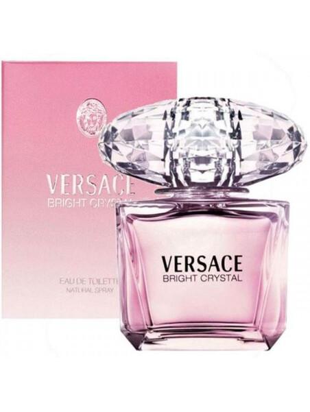 Дамски парфюми Versace Versace Bright Crystal Eau de Toilette  90 ml за жени 86.25 Bright Crystalе с мек, светъл, плодов аромат