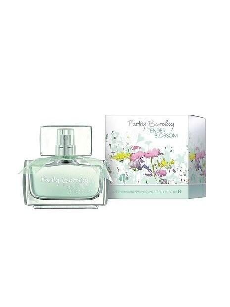 Дамски парфюми Betty Barclay Betty Barclay Tender Blossom Eau de Toilette 50 ml за жени 51.46 Tender Blossom- романтичен и неже