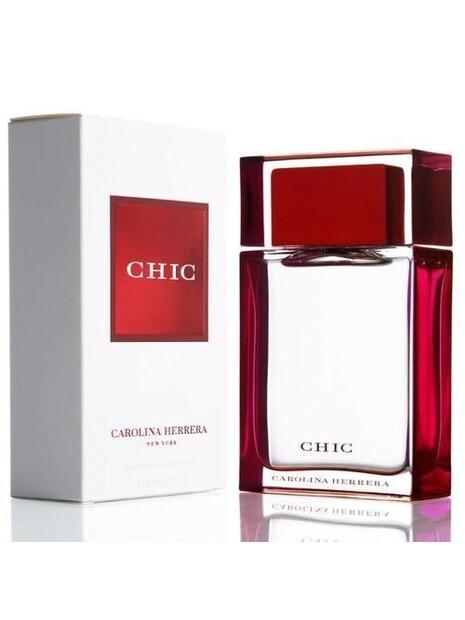 Дамски парфюми Carolina Herrera Carolina Herrera Chic Eau de Parfum 80 ml за жени 72 Chicе олицетворение на свежестта и грациоз