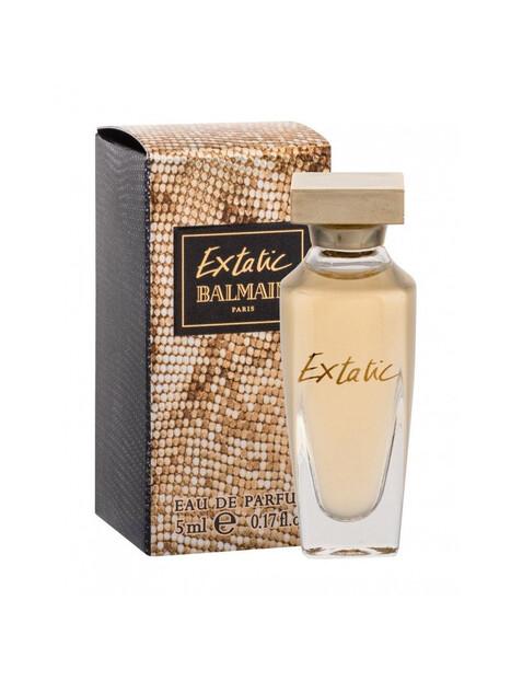 Дамски парфюми Balmain Balmain Extatic Eau de Parfum Miniature 5 ml за жени 3.7425 Extatic -луксозен, дързък и елегантен парфюм