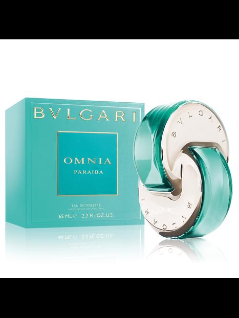 Дамски парфюми Bvlgari Bvlgari Omnia Paraiba Eau de Toilette 65 ml за жени 63 Omnia Paraiba е парфюм, с екзотичен цветно-плодов
