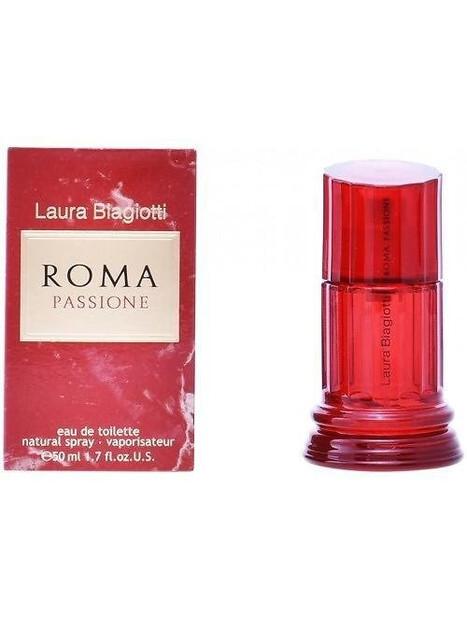 Laura Biagiotti Roma Passione Eau de Toilette 50 ml за жени Laura Biagiotti 46.9 1Дамски парфюми