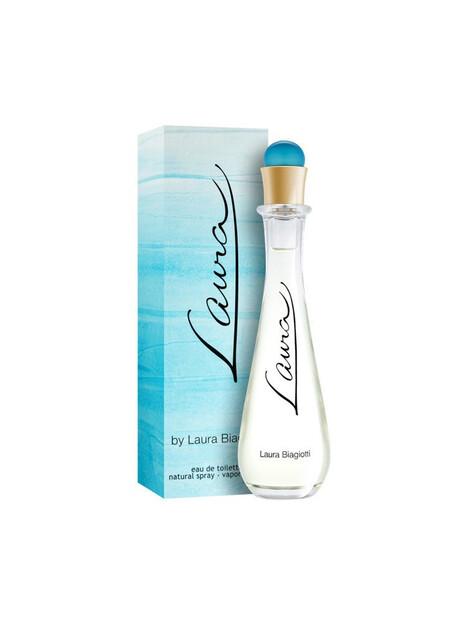 Дамски парфюми Laura Biagiotti Laura Biagiotti Laura Eau de Toilette 75 ml за жени 51.75 Laura- нежен, цветен парфюм. Елегантна